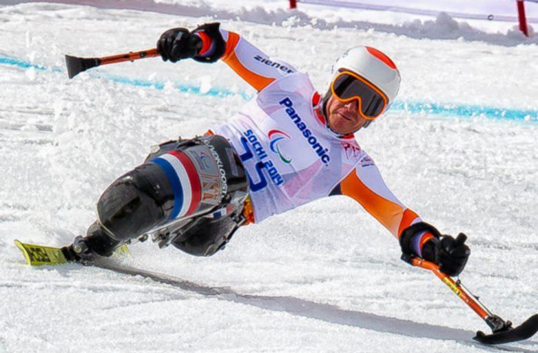 2014 Een impressie van de Paralympics Sochi